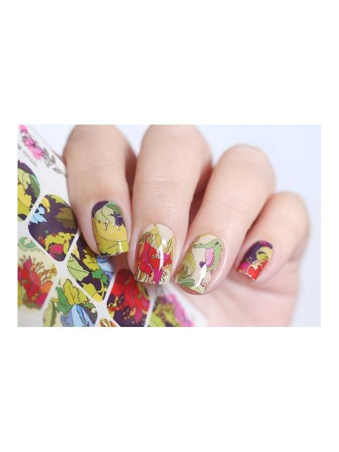 Nail Wille 28 золото