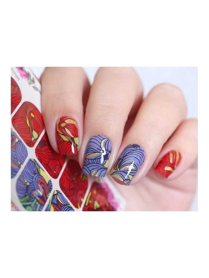 Nail Wille 30 золото