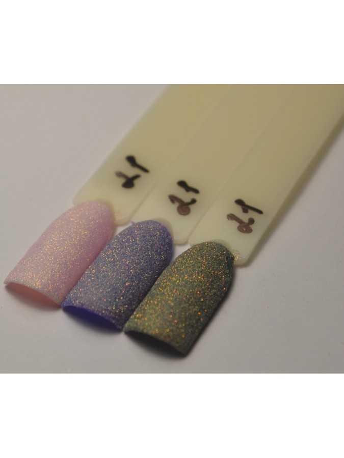 Блестки микро 0,05 мм розовые 21