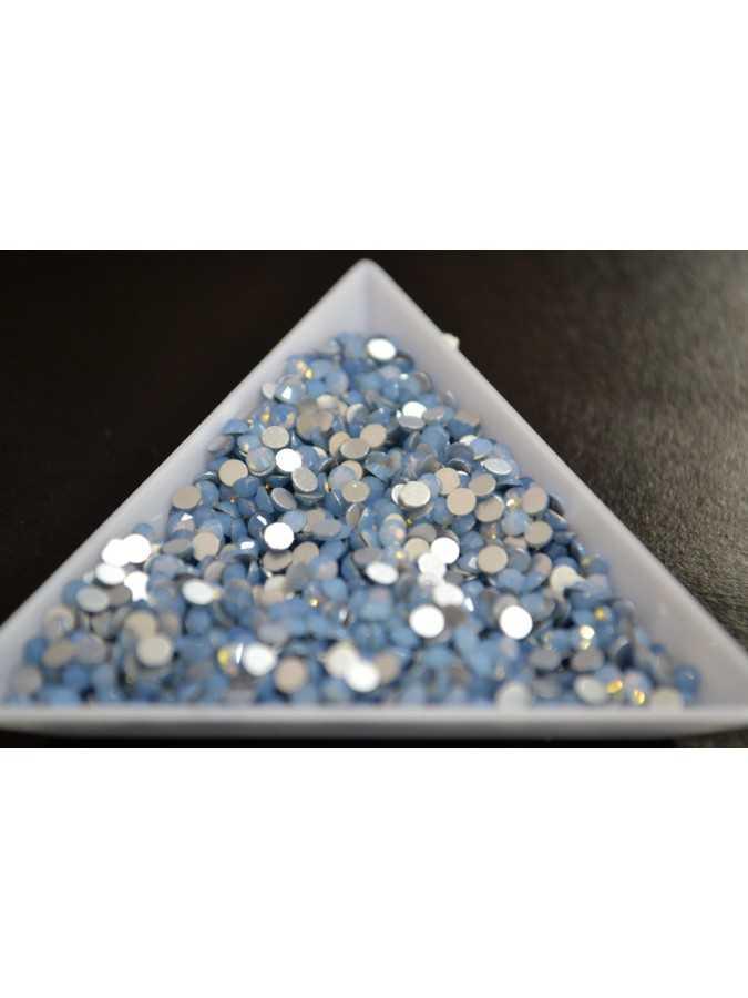 Стеклянные стразы Blue Opal