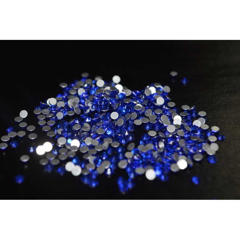 Стеклянные стразы Cobalt