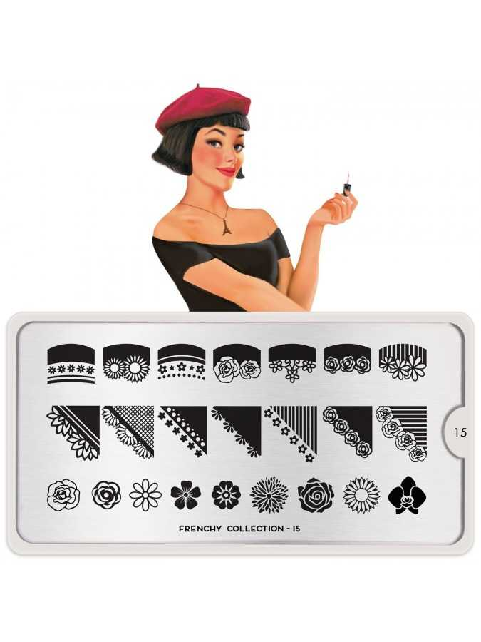 Frenchy Plate Collection 15