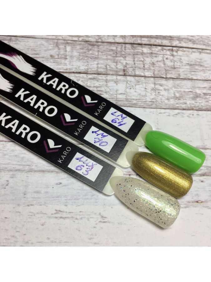 Гель лак KARO LUX 064 Лимитированный цвет