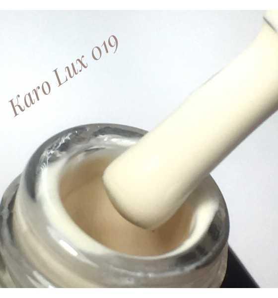 Гель лак KARO LUX 019