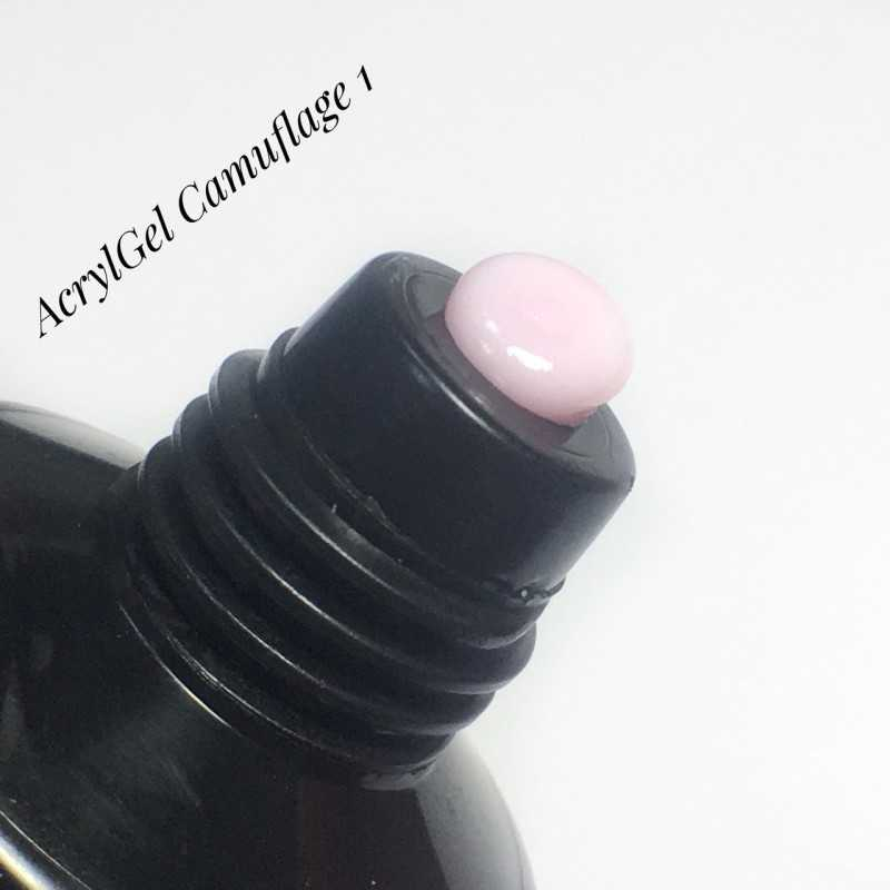 AcrylGel Karo Comuflage 1