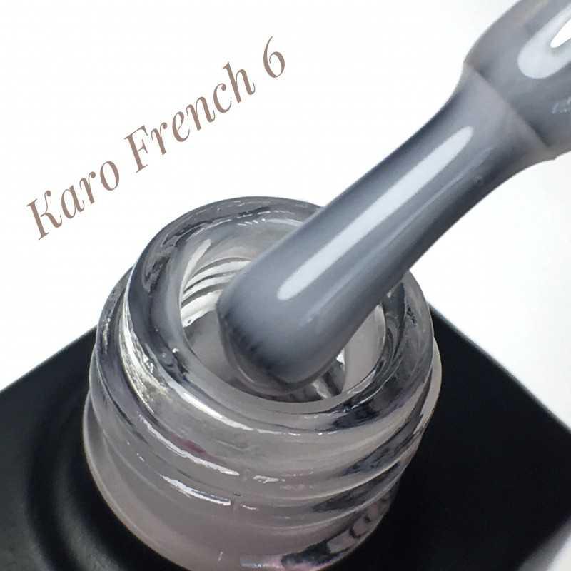 Гель лак KARO French 6