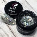 Гель-блестки Meteor gel Crystall