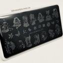 Пластина для стемпинга Beauty Bigbang XL-073