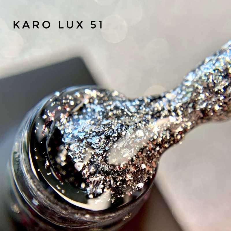 Гель лак KARO LUX 051