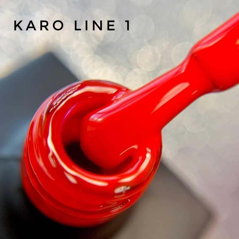 Гель лак Karo Line 1