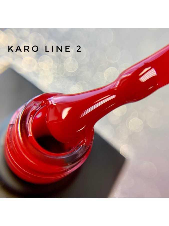 Гель лак Karo Line 2