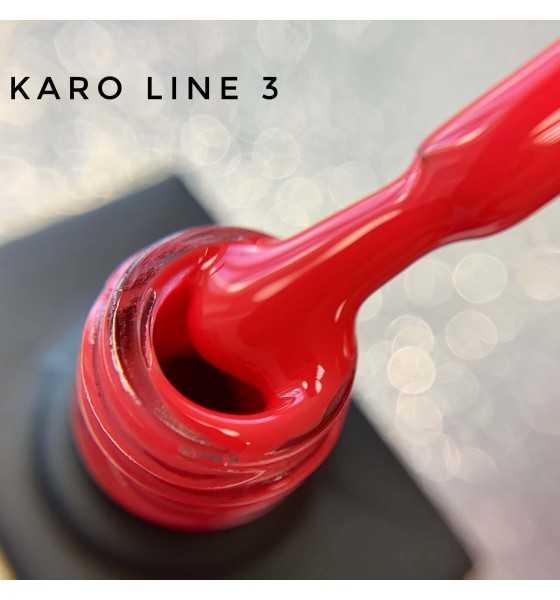 Гель лак Karo Line 3