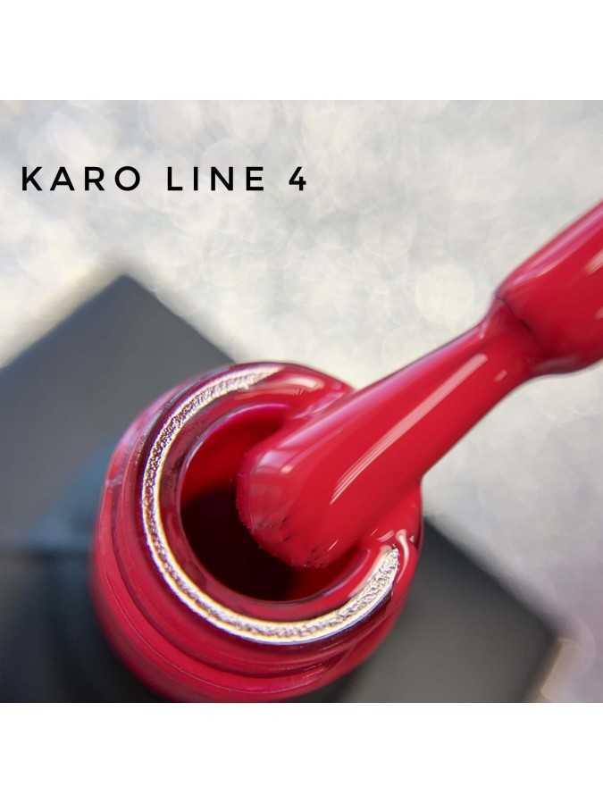 Гель лак Karo Line 4