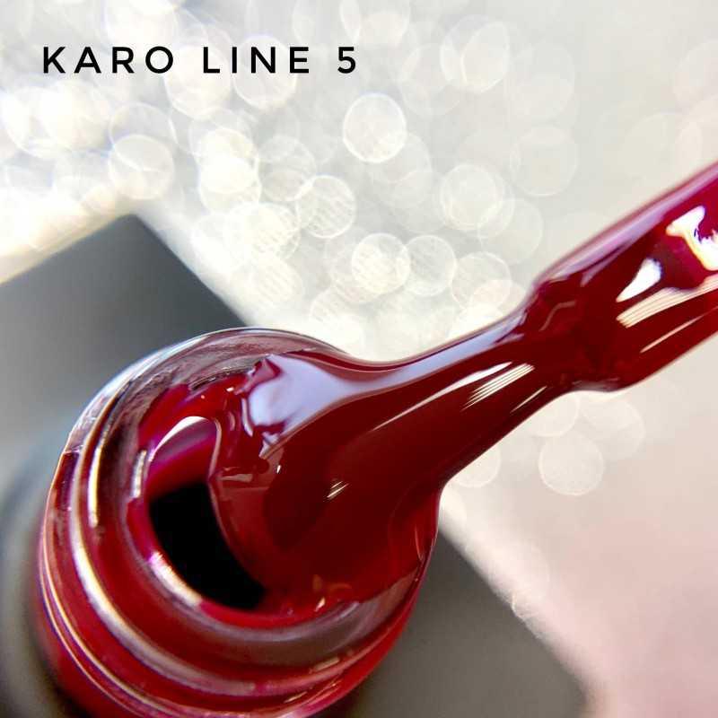 Гель лак Karo Line 5