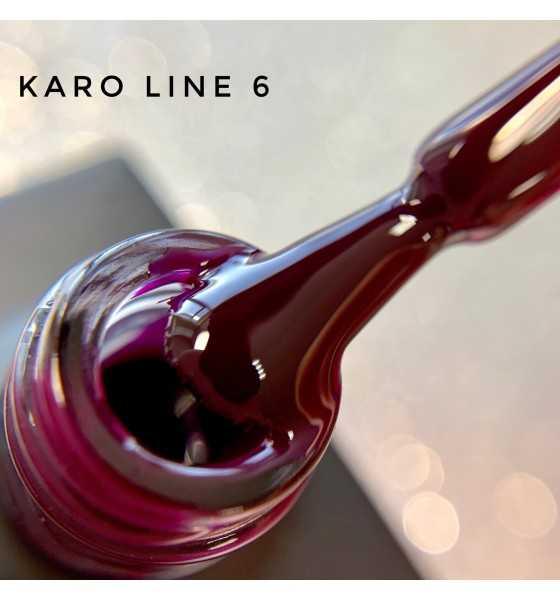 Гель лак Karo Line 6