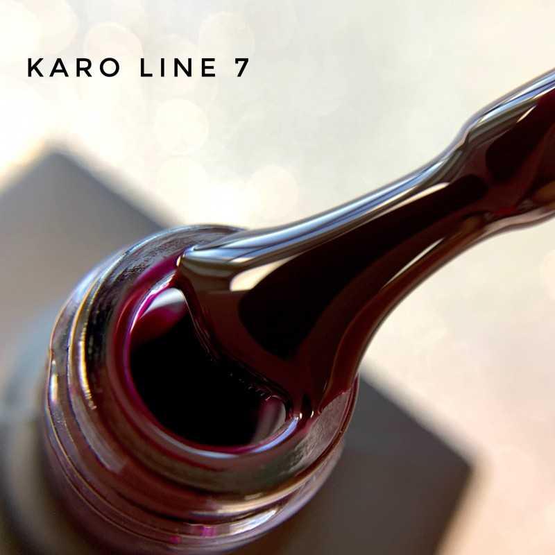 Гель лак Karo Line 7