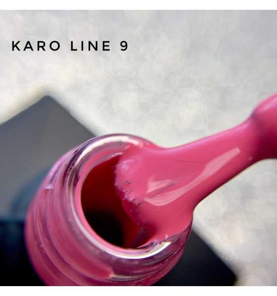 Гель лак Karo Line 9