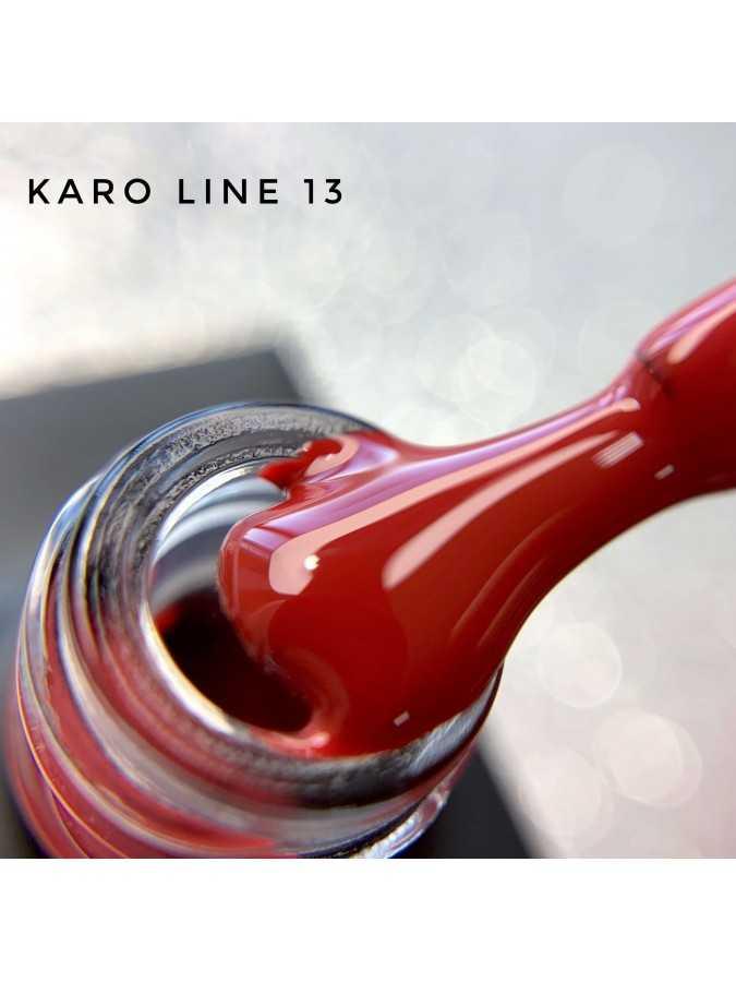 Гель лак Karo Line 13