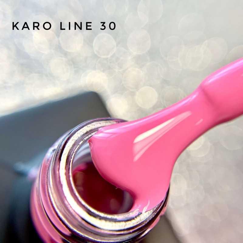 Гель лак Karo Line 30