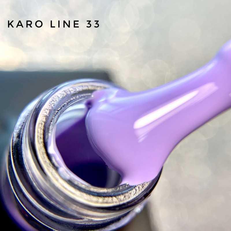 Гель лак Karo Line 33