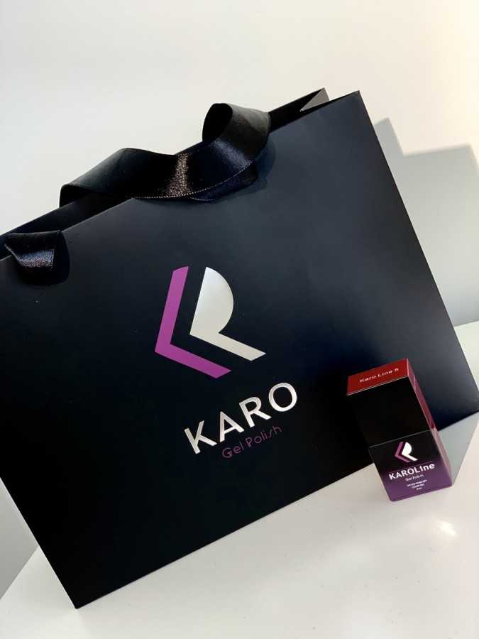 Пакет дизайнерский Karo