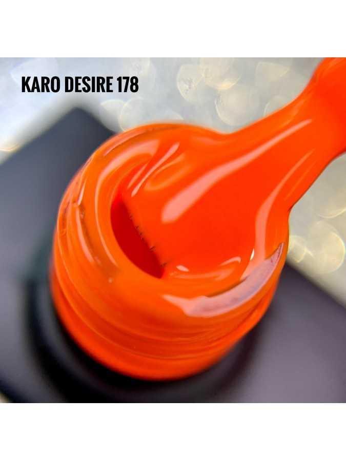 Гель лак Karo DESIRE 177