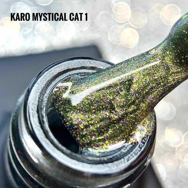 Гель лак KARO Magical Cat 1