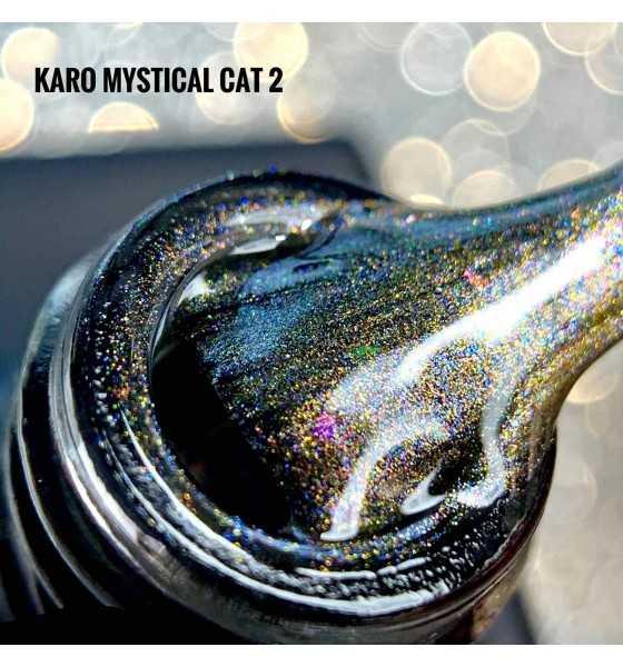 Гель лак KARO Magical Cat 2