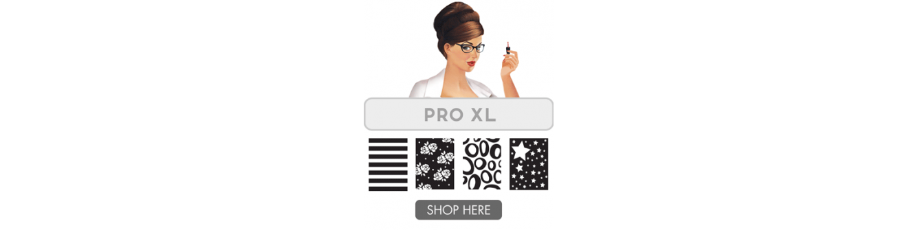 Pro XL Plate Collection, MoYou London