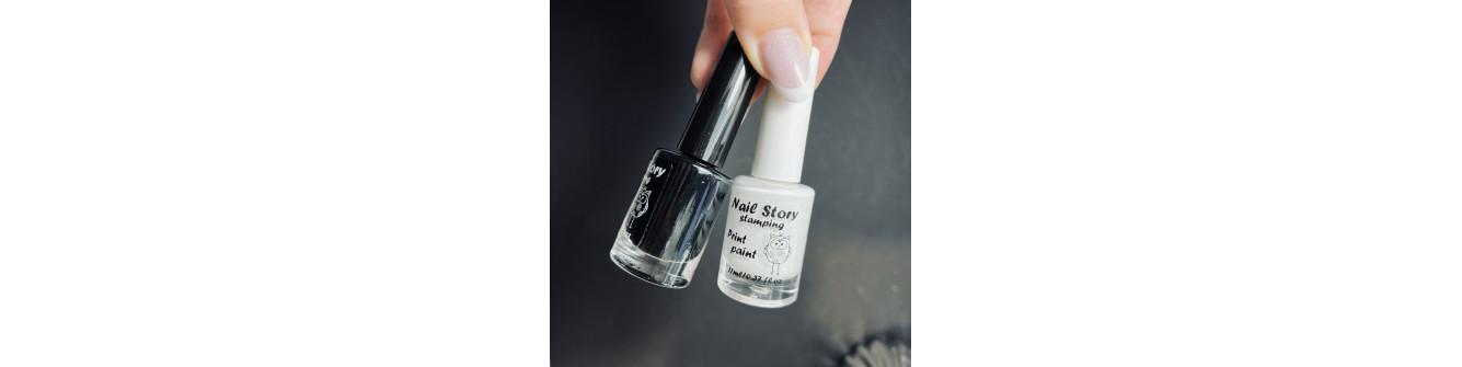 Краска для стемпинга El Corazon — купить лак краску для стемпинга в Украине, цена, фото | Lakomaniya