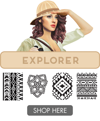 Explorer Plate Collection