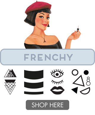 Frenchy Plate Collection